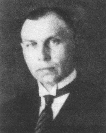 Hans-Thilo Schmidt który sprzedawał klucze dzienne Enigmy Francuzom.