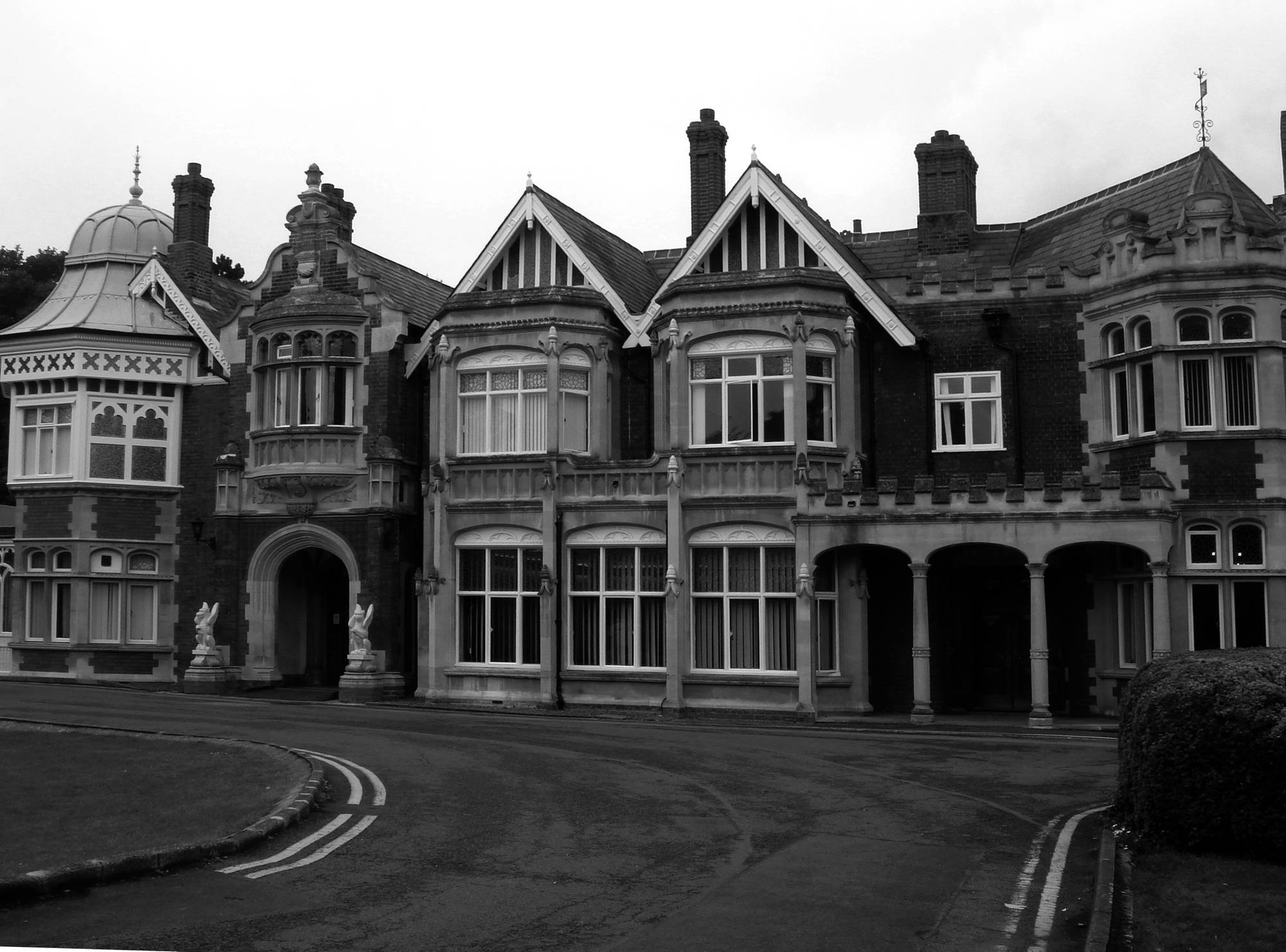 The Blechley Centre has been turned into a secret one since September 1939