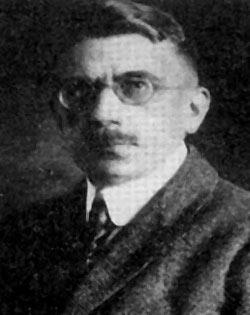 Artur Sherbius – wynalazca Enigmy