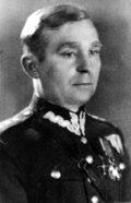 Maksymilian Ciężki entrusts the attack on the Enigma codes to Marian Rejewski.