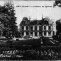 Zdjęcie prezentujące tajny ośrodek o kryptonimie Bruno pod Paryżem, gzie pułkownik Bertrand umieścił ekipę polskich kryptologów.