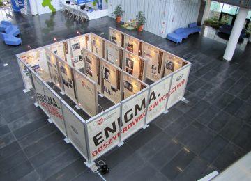 UMWW wystawa Enigma